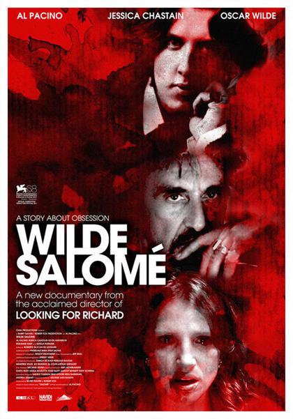 Poster Wilde Salomé