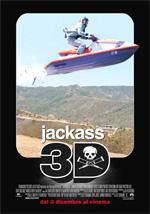 Poster Jackass 3D  n. 0