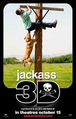 Poster Jackass 3D  n. 2