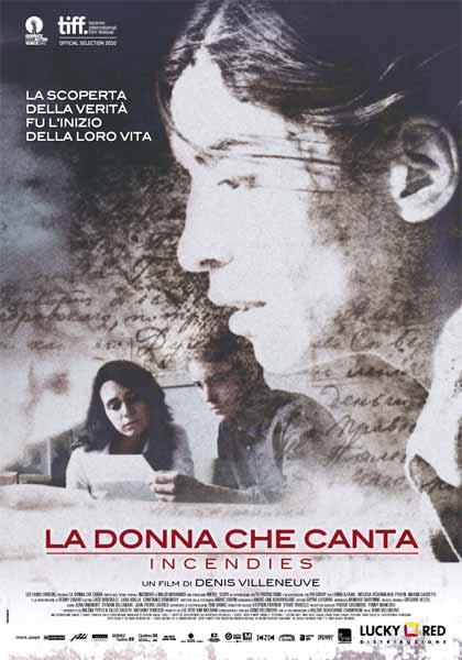 Locandina italiana La donna che canta