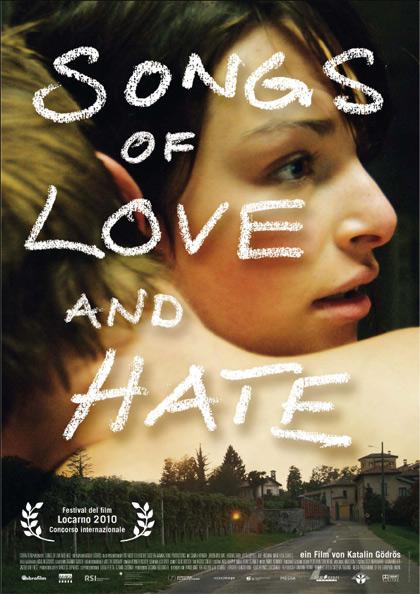 Locandina italiana Songs of Love and Hate