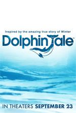 Poster L'incredibile storia di Winter il delfino in 3D  n. 2