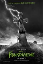Poster Frankenweenie  n. 2