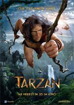 Poster Tarzan  n. 1