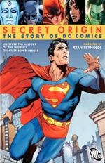 Trailer Secret Origin: The Story of DC Comics