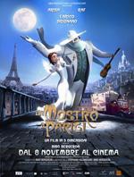 Poster Un mostro a Parigi  n. 0