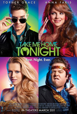 Trailer Take Me Home Tonight