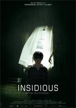 Poster Insidious  n. 1