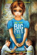 Poster Big Eyes  n. 1