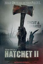 Poster Hatchet II  n. 0