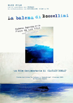 Locandina La balena di Rossellini