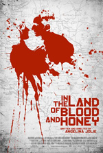 Locandina Nella terra del sangue e del miele