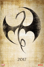 Poster Iron Fist  n. 1