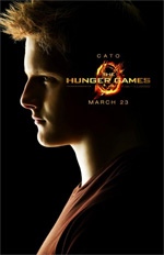 Poster Hunger Games  n. 10