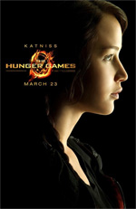 Poster Hunger Games  n. 13