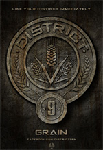 Poster Hunger Games  n. 4