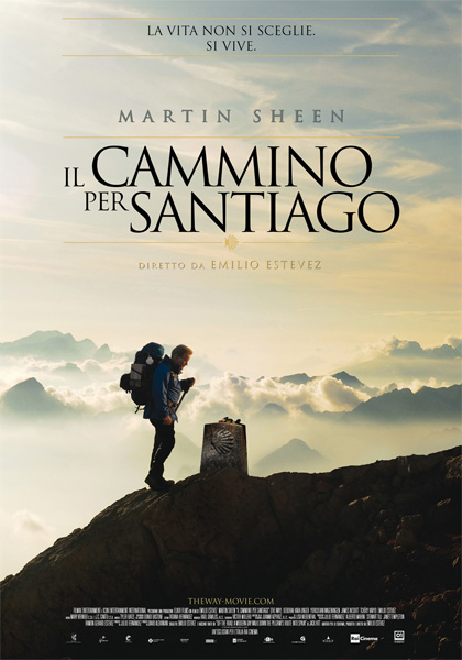 Il cammino per Santiago