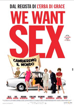 Poster We Want Sex  n. 0