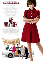 Poster We Want Sex  n. 5