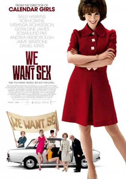 Poster We Want Sex