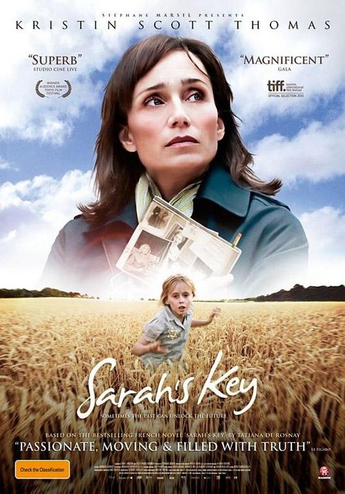 Poster La chiave di Sara