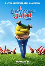 Poster Gnomeo & Giulietta  n. 1