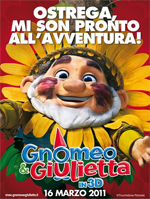Poster Gnomeo & Giulietta  n. 12