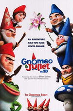 Poster Gnomeo & Giulietta  n. 2