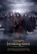 Poster The Twilight Saga: Breaking Dawn - Parte 2  n. 6