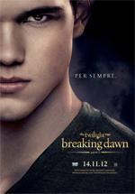 Poster The Twilight Saga: Breaking Dawn - Parte 2  n. 2