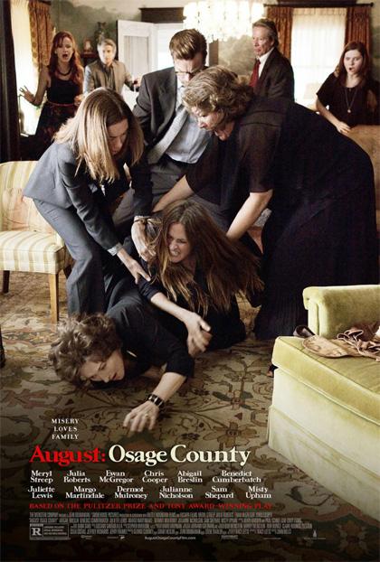 Poster I segreti di Osage County
