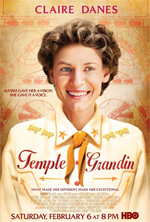 Locandina Temple Grandin