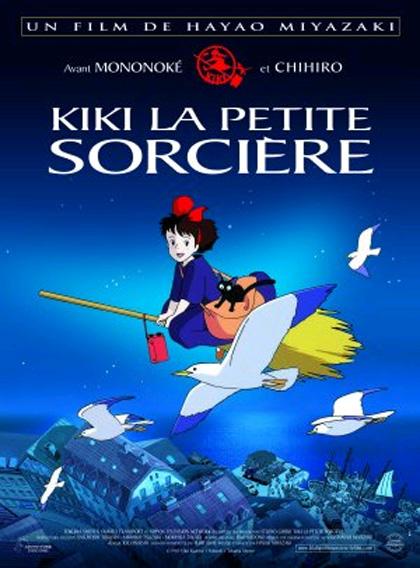Poster Kiki - Consegne a domicilio