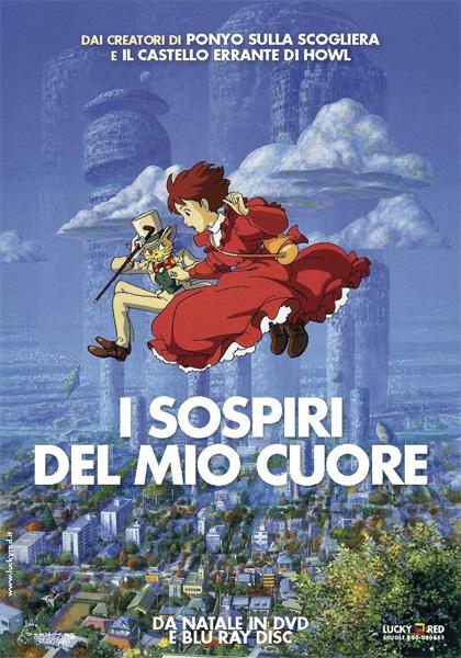 Locandina italiana I sospiri del mio cuore