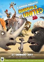 Locandina Animals United 3D