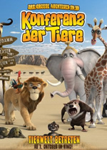 Poster Animals United 3D  n. 13