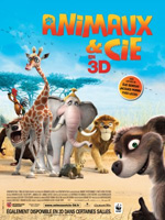 Poster Animals United 3D  n. 14