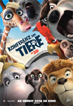 Poster Animals United 3D  n. 3