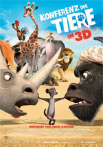 Poster Animals United 3D  n. 4