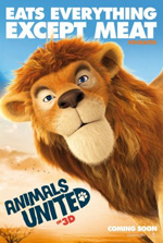 Poster Animals United 3D  n. 5