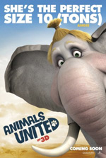 Poster Animals United 3D  n. 6