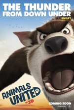 Poster Animals United 3D  n. 7