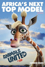 Poster Animals United 3D  n. 8