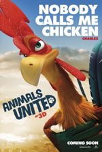 Poster Animals United 3D  n. 9