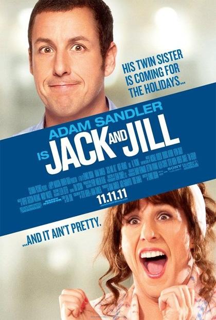 Poster Jack e Jill