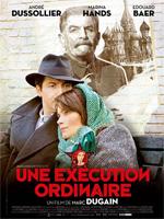 Locandina An Ordinary Execution