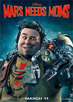 Poster Milo su Marte  n. 3