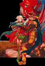 Trailer Record of Lodoss War - La saga dei Cavalieri