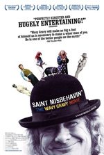 Trailer Saint Misbehavin': The Wavy Gravy Movie