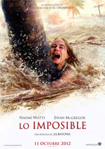 Poster The Impossible  n. 1